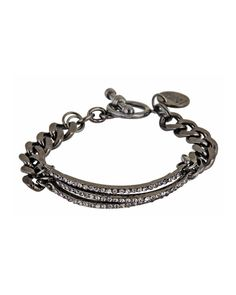The Triple Arc Bracelet by JewelMint.com, $120.00