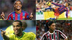 Brezilya da 21 Mart 1980 de Porto Alegre kentinde dünya ya gelen Ronaldinho, üç çocuklu bir ailenin en küçük çocuğudur. Babasını henüz sekiz yaşındayken kaybeden ünlü Brezilyalı futbolcu, çocukluk yıllarını yoksulluk içerisinde geçirerek büyümeye devam etmiştir.