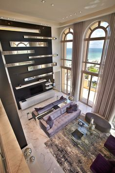 Hollywood Beach Penthouse - Pepe Calderin Design by Pepe Calderin Design - Miami Modern Designers on http://www.bykoket.com/news/category/interior-design