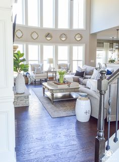 Decked and Styled Spring Home Tour - Kelley Nan- http://kelleynan.com/decked-and-styled-spring-home-tour/