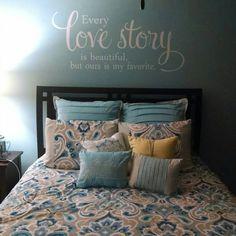 Always Forever Custom Vinyl Wall Decals Stick On Wall Art Wall - Custom vinyl wall decals for master bedroom