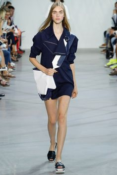 Lacoste - Spring/Summer 2016 Ready-To-Wear - NYFW (Vogue.co.uk)