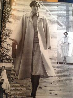 Smart professional  Vogue 1976