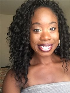Crochet Hair That Looks Natural : Natural looking crochet braids Crochet Braids Pinterest Crochet ...