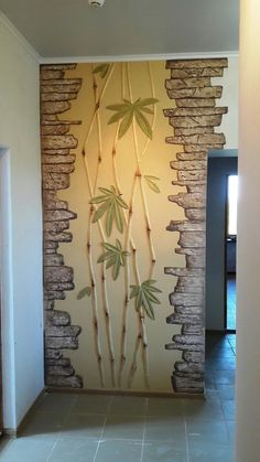 Plaster Art, Plaster Walls, Mural Wall Art, 3d Wall, Ceiling Design, Wall Design, Wall Sculptures, Decoration, Home Decor