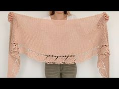 The Vibrant Virginia Shawl is a beautiful crochet shawl with leaf border inspired by Virginia's love for nature. Free pattern + step by step video tutorial Crochet Shawl Diagram, Crochet Bikini Pattern, Crochet Blouse, Swimsuit Pattern, Free Crochet, Knit Crochet, Crochet Hats, Knitted Shawls, Crochet Scarves
