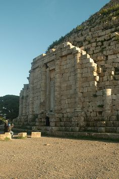 Tombeau de la Chrétienne, Tipasa Algerie | Flickr - Photo Sharing! CC