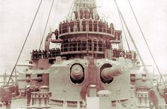 Imperial Russian battleship Imperator Pavel I ( 1905-1923)
