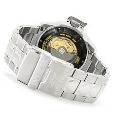 633-344 - Invicta Reserve 47mm Subaqua Noma II Automatic 2.81ctw Diamond Stainless caseback and bracelet
