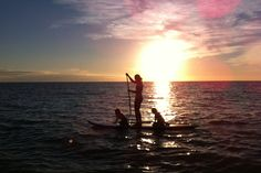 Stand Up Paddleboarding with Kids | OutsideMom