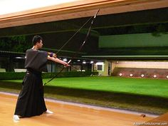 kyudo Bow Hunter, Female Protagonist, Cool Poses, Spiritual Development, Dojo, Archery, Karate, Martial Arts, The Past