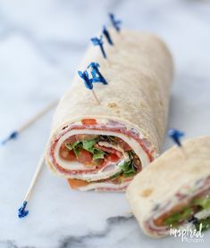 Made these for a potluck party as roll-up sandwiches instead of pinwheel appetizers. They were delicious! Italian Sub Sandwich Roll-Ups Italian Rolls, Italian Sub, Italian Wrap Recipe, Italian Recipes, Italian Appetizers, Appetizer Recipes, Dinner Recipes, Yummy Appetizers, Lunch Recipes