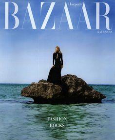 Harper's Bazaar June/July 2012