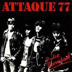 Attaque 77 » Discografía