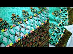 Kurti Sleeves Design, Sleeve Designs, Ring Designs, Trendy Fashion, City Photo, Stitching, Stylish, Easy, Youtube