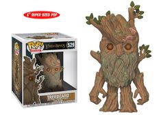 Funko POP! Movies The Lord of the Rings TREEBEARD #529 Vinyl Figure (6″ Inch Super Sized POP) #funko #pop #movie #vinyl #toy #thelordoftherings #treebeard