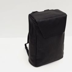Image 3 of RECTANGULAR FLAP BACKPACK from Zara