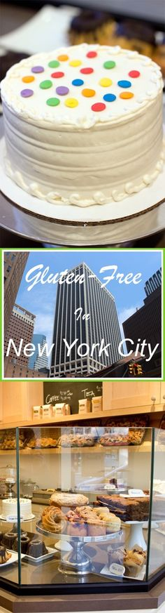 Gluten-Free New York City | Gluten-Free Bakery | - Located on Lexington Avenue between 83rd and 84th Street, By The Way Bakery is a must-visit destination for gluten free foodies. Step into the little shop, and you are greeted by the heavenly fragrance of an assortment of freshly baked treats: delectable cakes, muffins, cookies, and brownies. Choose one of the pastries and order a coffee or tea to go. It's the perfect way to start a gluten free morning in the city. NYC