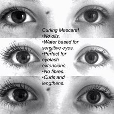 curling mascara All I can say is they are amazing! I love them and the results If you would like to order or have any questions please email me Curl Lashes, Eyelashes, Curling Mascara, Sensitive Eyes, Anti Aging Skin Care, Eyelash Extensions, Lip Makeup, Beauty Care, Health And Beauty