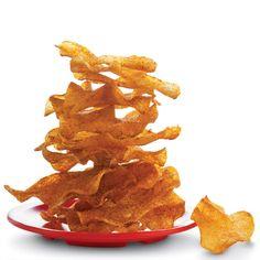 Barbecue Potato Chips Recipe - Saveur.com
