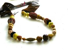 Mzuribead necklace Mudhut101