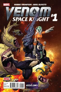 Venom Space Knight Vol 1