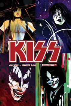 A new series from Dynamite Entertainment brings the classic rockers back to comics once again this October.