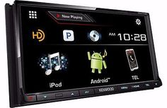 Video In-Dash Units w o GPS: Kenwood Ddx773bh 2-Din Dvd Bluetooth Car Receiver W Hd Radio 6.95 Lcd Display -> BUY IT NOW ONLY: $261.25 on eBay!