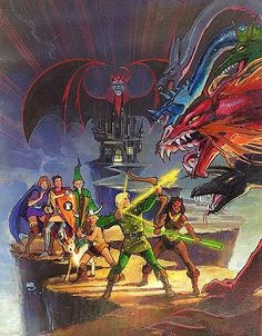 Dungeons & Dragons cartoon