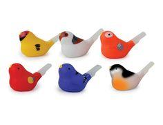 Kikkerland Design Inc » Products » Bird Whistle