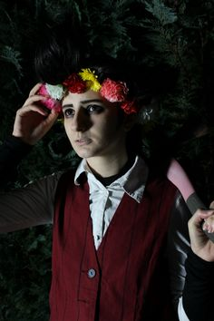 Don't Starve cosplay - Wilson by Daoru Project