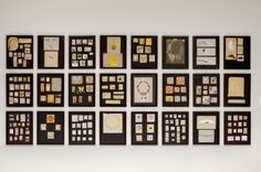 Verdura, gouache drawings of jewelry designs. From Verdura at 75 exhibition.