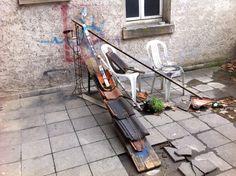 Kreative Entwickler :) #wasserrutsche