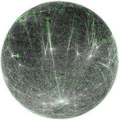 World Internet Topology