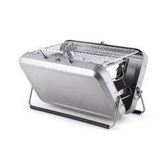 Traveler's Respite BBQ Suitcase