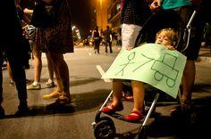 Prefeitura de São Paulo estuda de bloquear a avenida Paulista para carros uma vez por mês.
