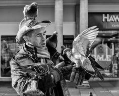 Birdman ... or is this George Bush?