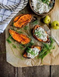 Savukala-omenatahnaa ja uunibataattia – Viimeistä Murua Myöten