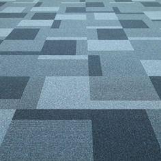 Hexagon tapijt tegel shaw contract karpet pinterest tapijten zeshoekige tegels en - Corridor tapijt ...