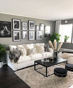 25 Best Comfy Scandinavian Living Room Decoration Ideas