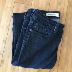Pilcro and the LetterPress Stet Ankle Jeans Pilcro and the Letterpress ankle jeans. 29 inch inseam. Good used condition! Anthropologie Jeans