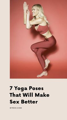7 Yoga Poses That Will Make Sex Better - Fitness and Exercises Difficult Yoga Poses, Cool Yoga Poses, Yoga Fitness, Health Fitness, Yoga Training, Yoga For Flexibility, Flexibility Exercises, Yoga Posen, Yoga Positions