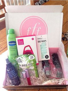 FabFitFun - How it Works. Try New & Cult Beauty Finds! Get $10 off your first box with code SRT10