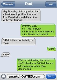 Page 30 - Relationships - Autocorrect Fails and Funny Text Messages - SmartphOWNED
