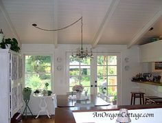 White Cottage Dining