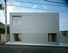 Tetsuka House by John Pawson