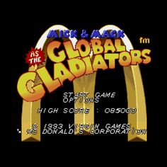 Global Gladiators screenshots, images and pictures - Giant Bomb