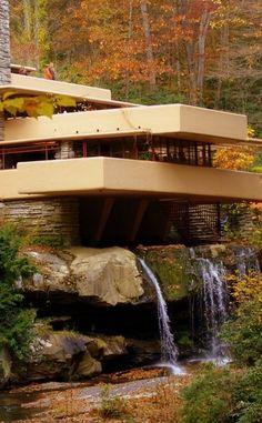 Fallingwater   Travel   Vacation Ideas   Road Trip   Places to Visit   Mill Run   PA   Other Outdoor Place   Tourist Attraction   Museum   Natural Feature   Architectural Site