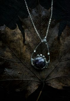 Paggan Witchy Gothic Jewelry Best Friends Friends. Witches Luna Best Witches Pendant ~ Witch Necklace Wicca Dark