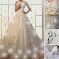 vestidos de novia a�os 80